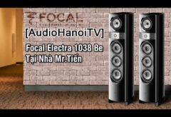 Loa Focal Electra 1038 Be Mr.Tiến