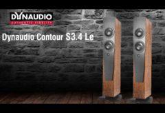 Loa Dynaudio Contour S 3.4 LE – đam mê âm thanh