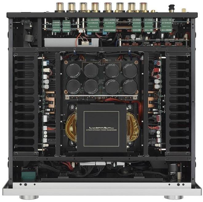 Ampli Luxman L 590AX II