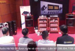 Showroom Luxman của Audio Hà Nội tại triển lãm Avshow 2016