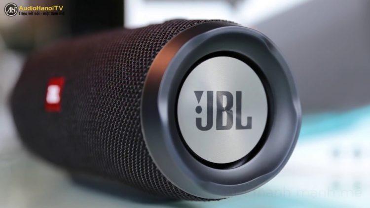 Loa JBL Charge 3 – Ấn tượng của dòng loa bluetooth di động