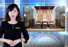 VIDEO trải nghiệm Pre-Power ampli Primaluna Dialogue Premium HP