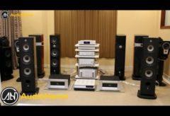 Focal Aria 948 Black High Gloss – Nghệ thuật âm thanh