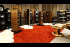 Loa Focal Chorus 726 JMlab ( Walnut )