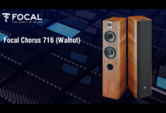 Đập hộp loa Focal JMlab Chorus 716