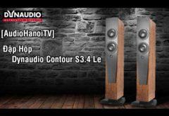Đập Hộp Dynaudio Contour S 3.4 LE
