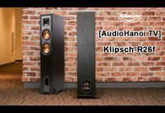 Bộ Nghe Nhạc Phối Ghép – Loa Klipsch R26F (Nghệ Thuật Thưởng Thức)