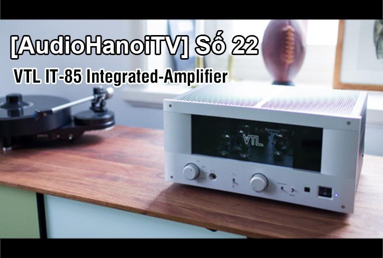 Ampli VTL IT 85