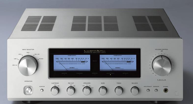Ampli Luxman L 505UX