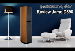 [AudioHanoiTV] Số 37: Review Loa Jamo D590