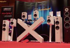 Showroom Dynaudio của Audio Hà Nội Tại Triển Lãm Avshow 2016