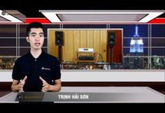 [AudioHanoiTV] Số 57: Review Loa Chario Delphinus