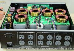 Chia sẻ kiến thức 09: Tầm quan trọng của nguồn điện với hệ thống âm thanh