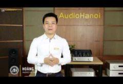 VIDEO trải nghiệm phụ kiện lọc nguồn AudioQuest Niagara 7000 chính hãng