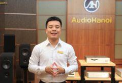 [AudioHanoiTV] số 118: Review Ampli Audia Flight FLS10