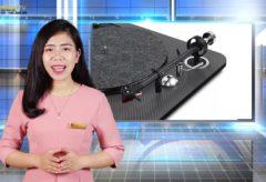 [AudioHanoiTV] Số 144: Review Đầu đĩa than Elipson Omega 100 Carbon Black