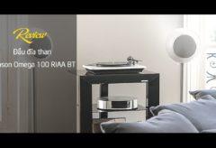 [AudioHanoiTV] Số 170: Review Đầu đĩa than Elipson Omega 100 RIAA BT
