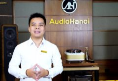[AudioHanoiTV] Số 205: Review Loa Elipson IC 6