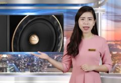 [AudioHanoiTV] Số 216: Review Loa Elipson Prestige Facet 8B Anniversary
