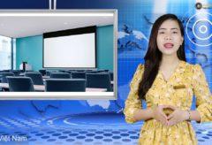 [AudioHanoiTV] Số 228: Review màn chiếu Lumene Coliseum UHD 4k 240 Electric Screen