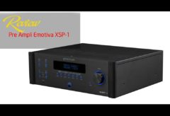 [AudioHanoiTV] Số 234: Review Pre Ampli Emotiva XSP 1