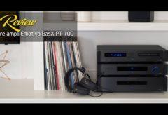 [AudioHanoiTV] Số 242: Review Pre ampli Emotiva BasX PT 100