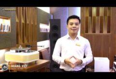 [AudioHanoiTV] Số 260: Tìm hiểu dòng dây tín hiệu AudioQuest Element
