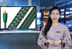 [AudioHanoiTV] Số 256: Tìm hiểu dòng dây tín hiệu AudioQuest River Series