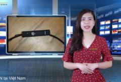 [AudioHanoiTV] Số 266: Tìm hiểu dòng dây tín hiệu AudioQuest Tonearm Cables