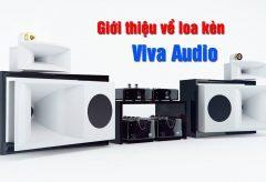 Giới thiệu về loa kèn Viva Audio | Chia sẻ kiến thức 21