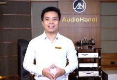Công nghệ dây dẫn chuẩn Mỹ từ dây loa AudioQuest Dragon Bass | AudioHanoiTV 304