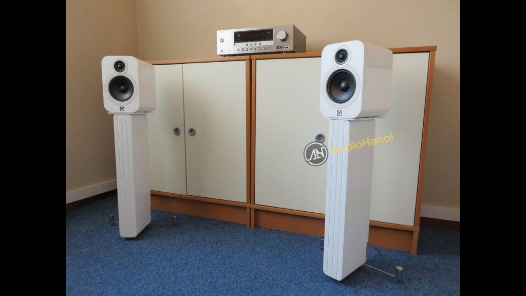 chan loa Q Acoustics Concept 20 Speaker Stands