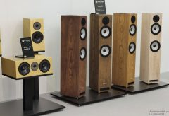 Giới thiệu Loa Pylon Audio Diamond Center I AudioHanoiTV 328