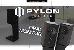 Giới thiệu Loa Pylon Audio Opal Monitor I AudioHanoiTV 333