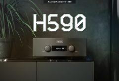 Giới Thiệu Ampli Hegel H590 I AudioHanoiTV 339