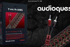 Nâng cấp kết nối bằng dây loa AudioQuest Type 9 + DBS I AudioHanoiTV 342
