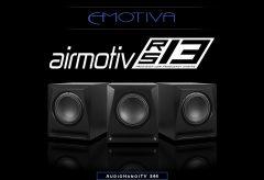 Giới thiệu về loa siêu trầm Emotiva Airmotiv RS13 I AudioHanoiTV 344