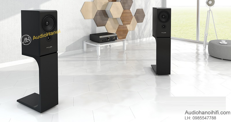 loa pylon audio opal monitor ghep a