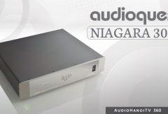 Giới thiệu lọc nguồn AudioQuest Niagara 3000 | AudioHanoiTV 360
