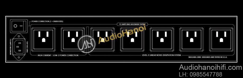 loc nguon audioquest niagara 3000 sau