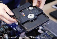 Khám phá đầu CD Audia Flight FL CD Three S – Tân Binh thương hiệu ý | Chia sẻ kiến thức 57