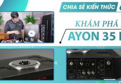 Khám Phá Đầu CD Player Ayon CD-35 II | Chia sẻ kiến thức 64